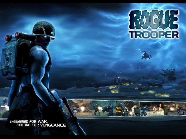 Rogue Trooper rogue trooper 2 обзор rogue trooper на русском смотреть онлай